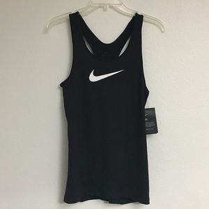 Nike Tops - Nike Pro Core Fitted Women's Dri-Fit Tank Top NWT